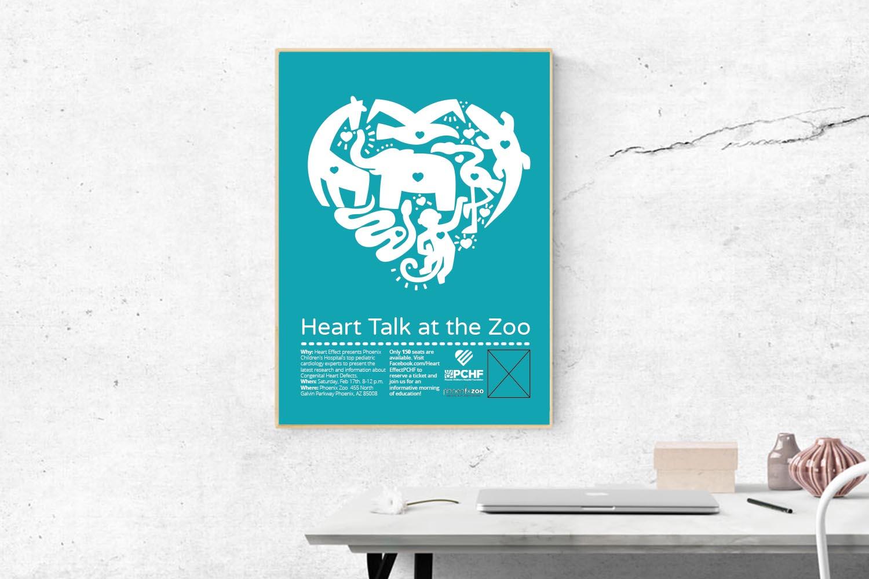 Heart Effect Poster