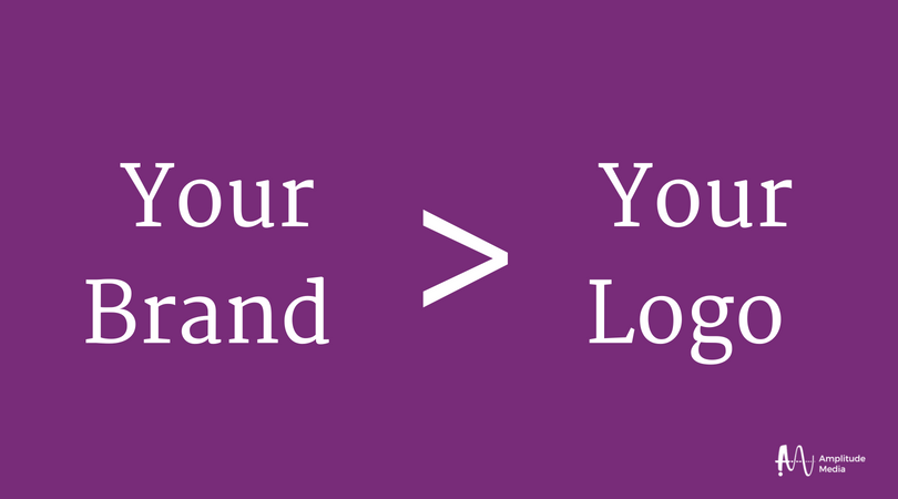 Your brand is greater than your logo
